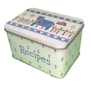 Audrey's Recipe Box Logo